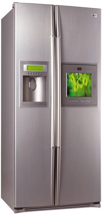Fridge Amp Freezers Lg Side By Side Fridge Freezer With
