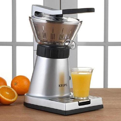 Electric Citrus Juicer ~ Krups zx electric citrus juicer