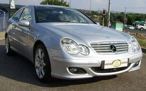 Mercedes benz 2008 mercedes benz c230 v6 coupe was for Mercedes benz c230 2008