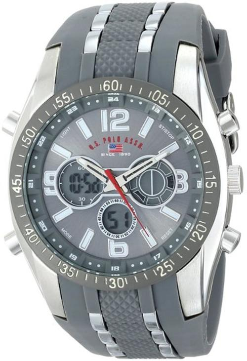 s watches u s polo assn sport s us9283 grey
