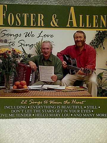 Foster & Allen - We Will Make Love