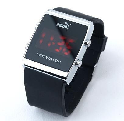mens watches led puma watch was sold for r22000 on 30