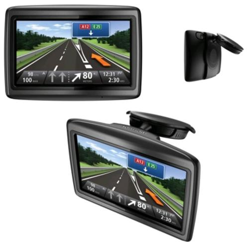 car navigation tomtom via live 125 with bluetooth was sold for on 14 mar at 23 46 by. Black Bedroom Furniture Sets. Home Design Ideas