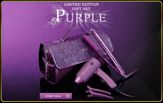 Other Health Amp Beauty Ghd Purple Limited Edition Gift