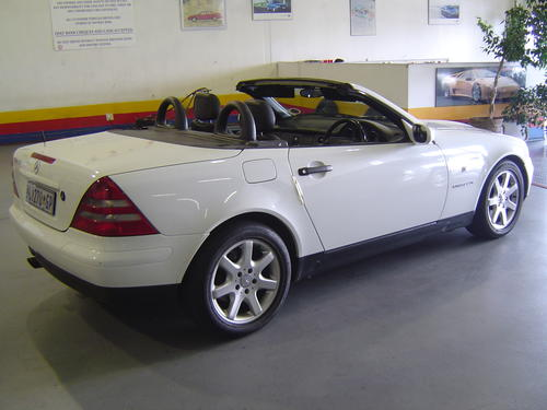1999 mercedes benz slk 230 kompressor for 1999 mercedes benz slk 230 kompressor