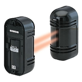 Wireless Motion Sensor Alarm Security Sistems