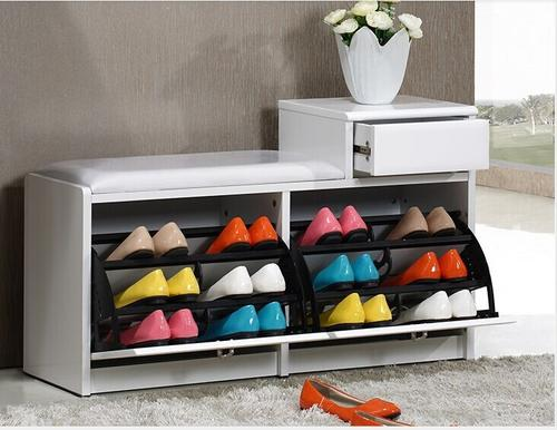 Bedroom stool shoe rack with drawer was listed for r1 200 00 on 27
