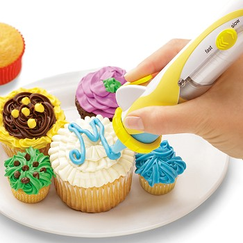 Cake Decorating Icing Pens : Cake Decorating - Frosting Deco Pen / Cake Decorating Pen ...