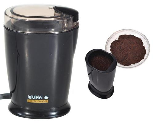 Coffee Maker With Coffee Bean Grinder : Other Kitchen - Electric Coffee bean grinding machine 220v coffee grinder maker was sold for R41 ...
