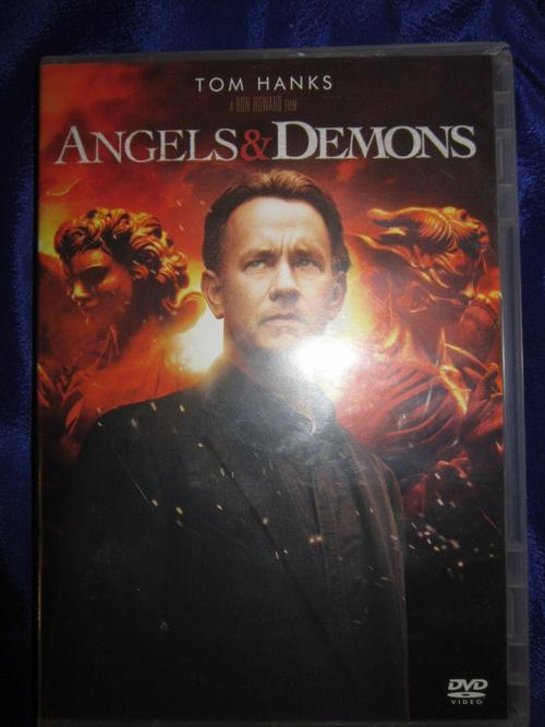 angels and demons summary