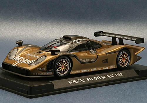 cars scalextric fly porsche gt1 98 le mans mobil gold ref a73 rare 1 32 slo. Black Bedroom Furniture Sets. Home Design Ideas