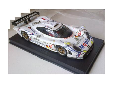 scalextric fly porsche gt1 98 le mans mobil very rare used very good condition 1 32 slot car. Black Bedroom Furniture Sets. Home Design Ideas