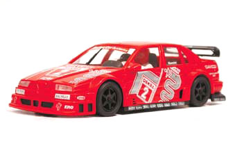 cars ninco alfa romeo 156 red dekra dtm scalextric 1 32 le mans new slot car was sold for r295. Black Bedroom Furniture Sets. Home Design Ideas