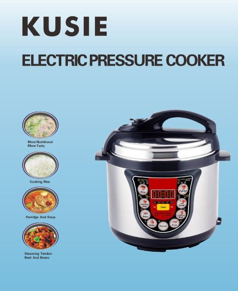 New Electric Pressure Cookers ~ Pressure cookers brand new electric digital