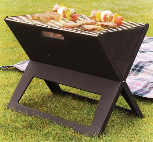 Portable Braai Stand Designs : Other cooking food portable bbq braai stand grill for