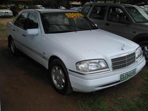 Mercedes benz merc c220 1996 model full house good for 1996 mercedes benz c220