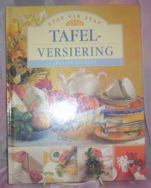 Other Antiquarian  u0026 Collectable   BOOK  STAP VIR STAP TAFEL VERSIERING (Afrikaans) was listed