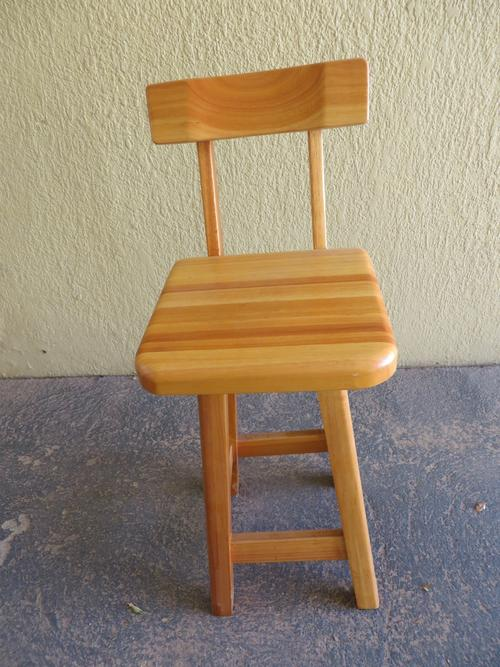 WOODEN KITCHEN BAR STOOL SEAT 360 X 330 MM 550 MM HIGH  : 1646513140930153318IMG3923 from www.valueforest.co.za size 500 x 667 jpeg 72kB