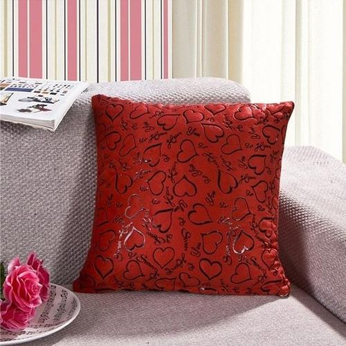 Decorative Art - Valentine Sofa Home Bed Decorative Throw Pillow Case Cushion Cover was sold for ...