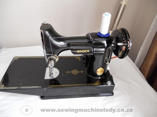 featherweight singer sewing machine value