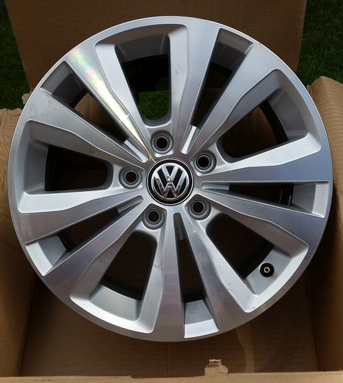 "Volkswagen Golf Match Tsi Bluemotion Technology: VW Golf 7 16"" TSI Mag Wheels For Sale In"