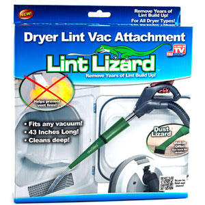 Other Home Amp Living Lint Lizard Removes Years Of Lint