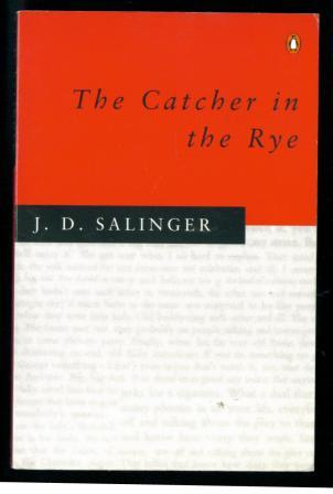 an examination of the catcher in the rye by jd salinger