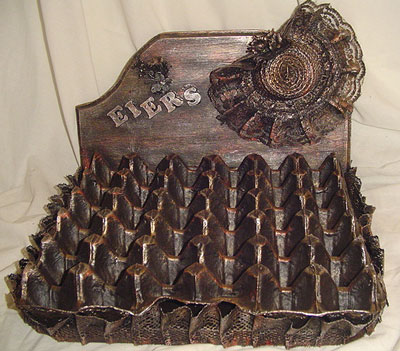 Other crafts tokreen craft egg tray was listed for r130 Egg tray craft ideas