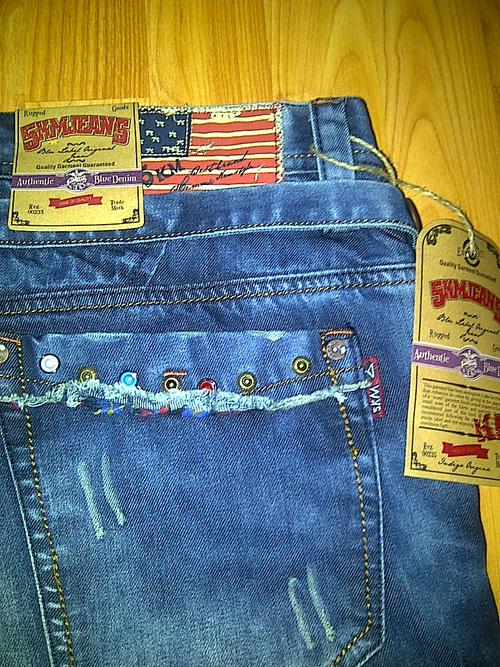 Jeans - 5KM JEANS Latest USA Brand was sold for R525.00 on 3 Apr at 2231 by FCreations in ...