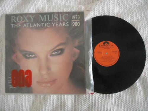 Pop Roxy Music Quot The Atlantic Years 1973 1980 Quot 1984