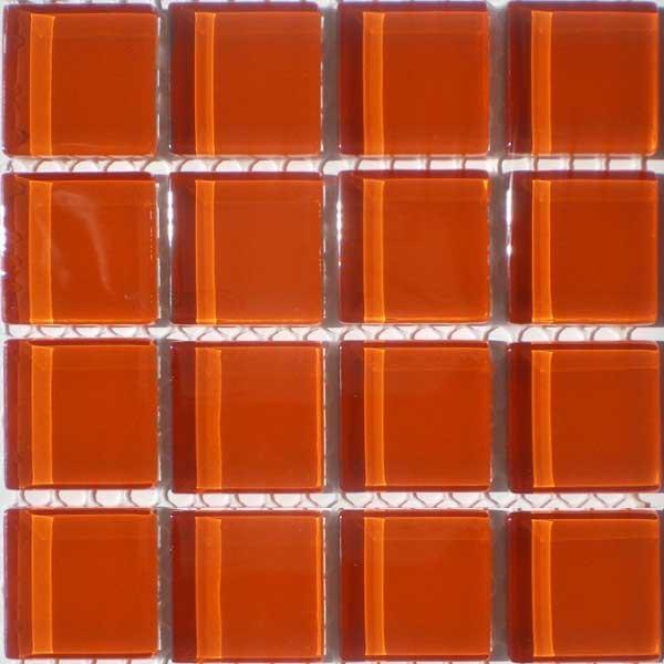 glass mosaic tiles crystal glass mosaic tiles 23mm x