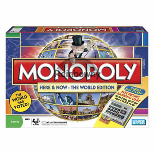 how to work monopoly electronic banking