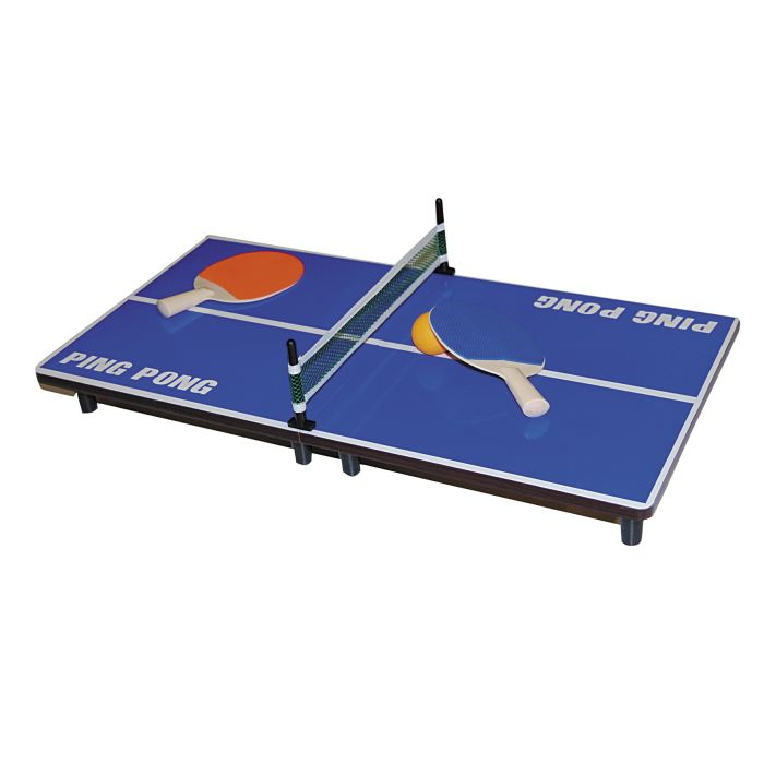 Unusual items mini table tennis table indoors or for Table ping pong