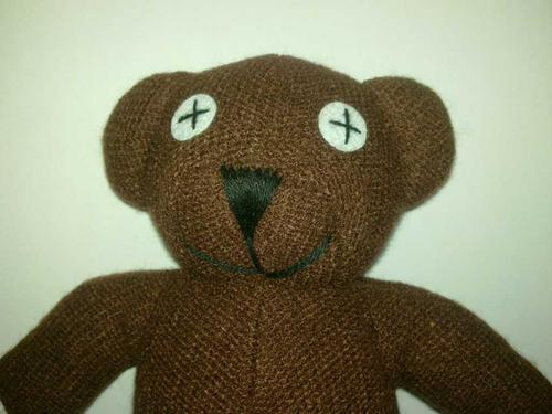 other mr bean teddy bear was sold for on 30 aug. Black Bedroom Furniture Sets. Home Design Ideas