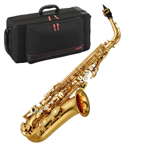 brass alto saxophone yamaha yas 275 was sold for r4. Black Bedroom Furniture Sets. Home Design Ideas