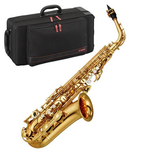 brass alto saxophone yamaha yas 275 was sold for r4. Black Bedroom Furniture Sets. Home Design Ideas