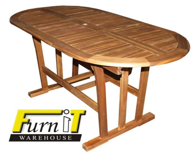 Galway extendable table solid wood for Table 3m long