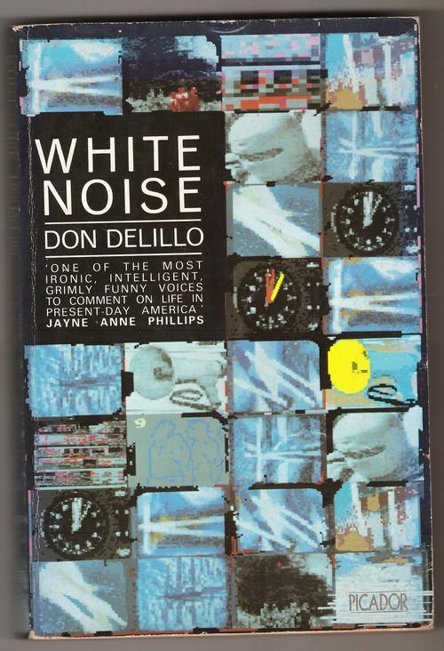 essays on white noise don delillo